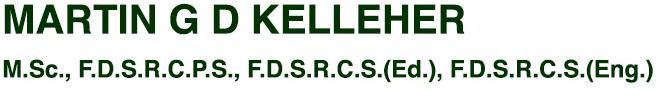 Martin Kelleher Logo
